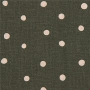 dark green linen fabric light grey dot from japan brown linen fabric lighting